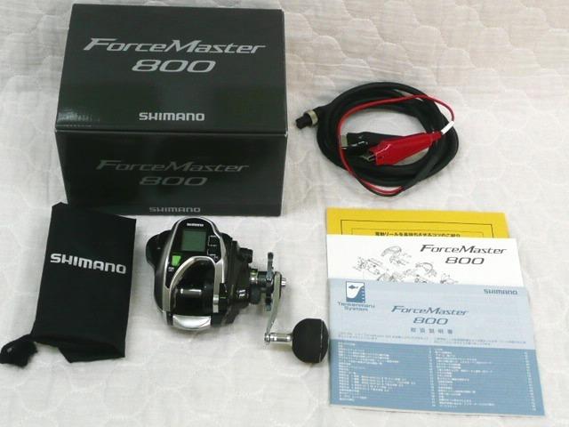 シマノ フォースマスター 800 SHIMANO ForceMaster 800_画像10