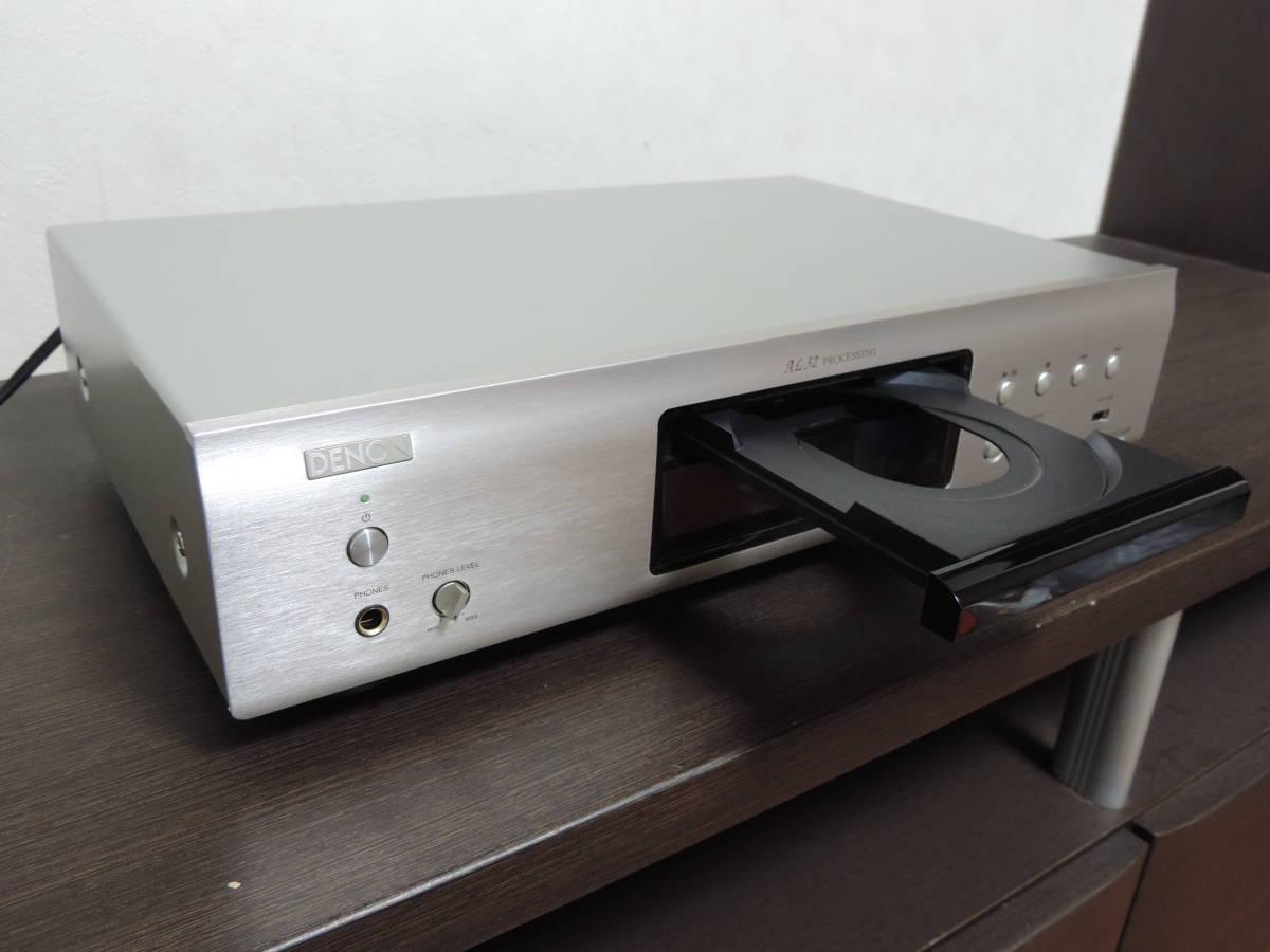【アナログレコード音質】 DENON CDプレーヤー DCD-755RE 高音質化改良品 syno tune custom 新品同様品【44.1kHz 16bit の真の実力】_画像2