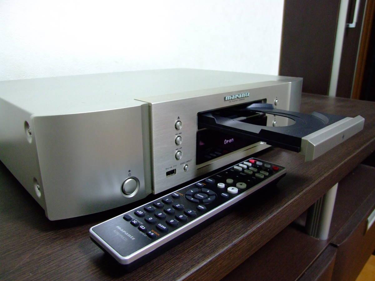【アナログレコード音質】 marantz CDプレーヤー CD6006 高音質化改良品 syno tune Fine Tune 44.1kHz 16bit の真の実力 CD-34 を軽く凌駕_画像2