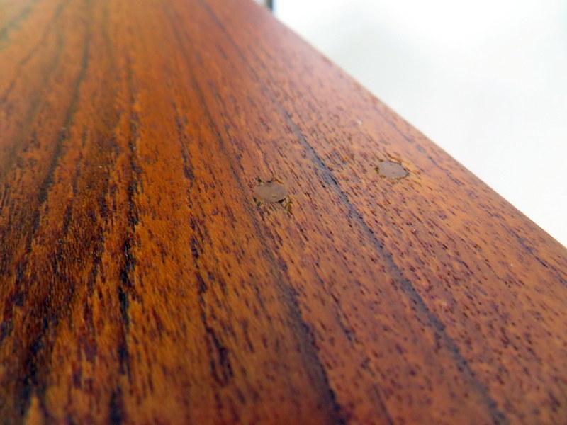 最落なし⑮・メンテナス済み・チーク・イギリスヴィンテージ家具・アバロンガラスキャビネット/検索北欧・McINTOSH・G-PLAN・デンマーク・_画像7