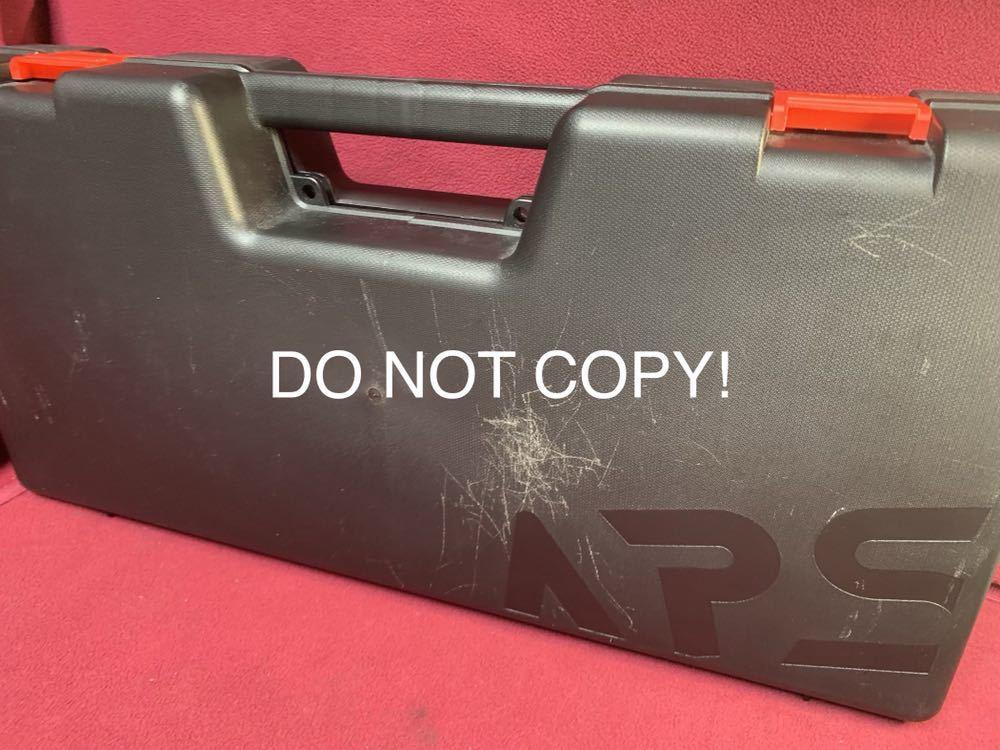 マルゼン APS-3 蔵前工房舎 フロンティア カスタム スポーツガン 公式認定競技銃 APS-1 APS-2 APSカップ MARUZEN _画像9