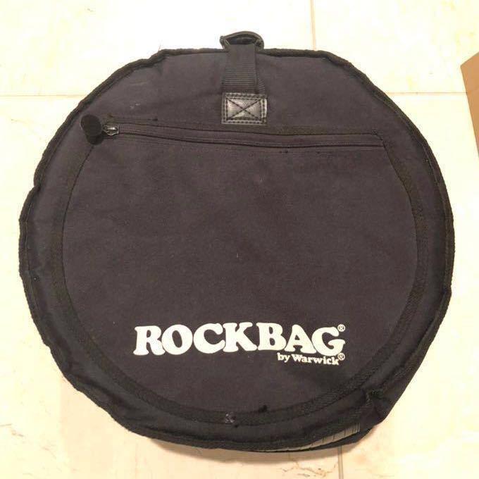 中古並品 Rockbag スネアバッグ 14x6.5_画像2