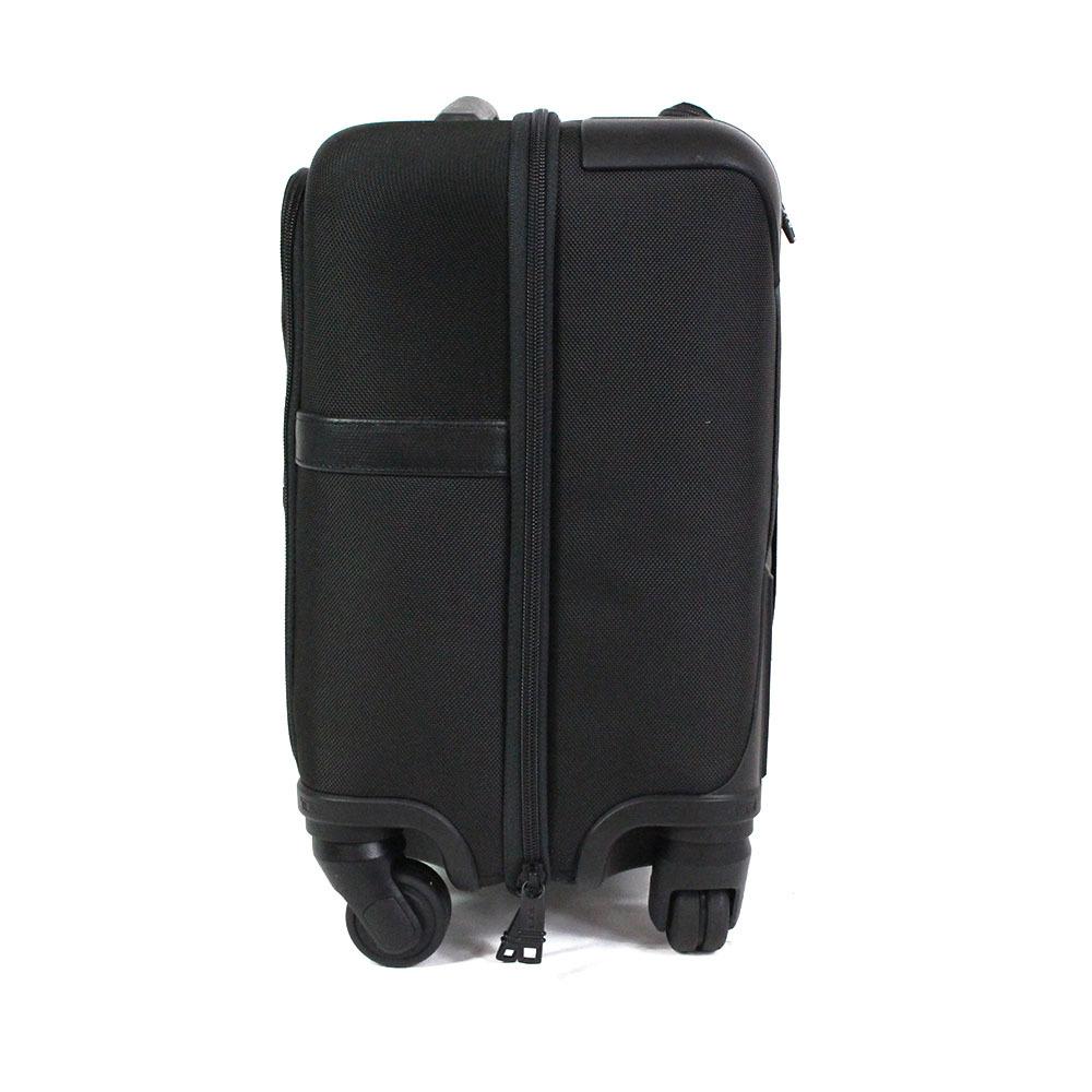 【2673】TUMI トゥミ キャリーケース キャリーバッグ トランクケース 黒 26624 D2 バリスティックナイロン ビジネスバッグ メンズ_画像3