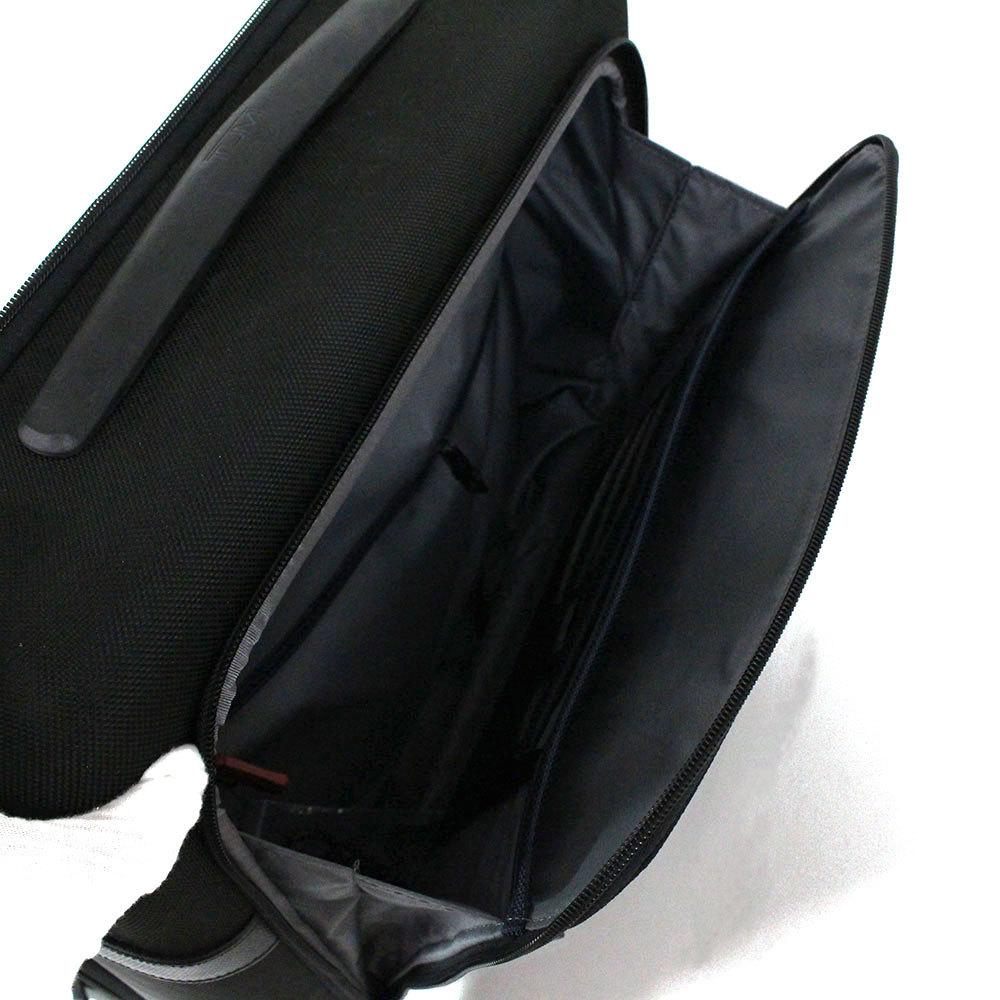 【2673】TUMI トゥミ キャリーケース キャリーバッグ トランクケース 黒 26624 D2 バリスティックナイロン ビジネスバッグ メンズ_画像6