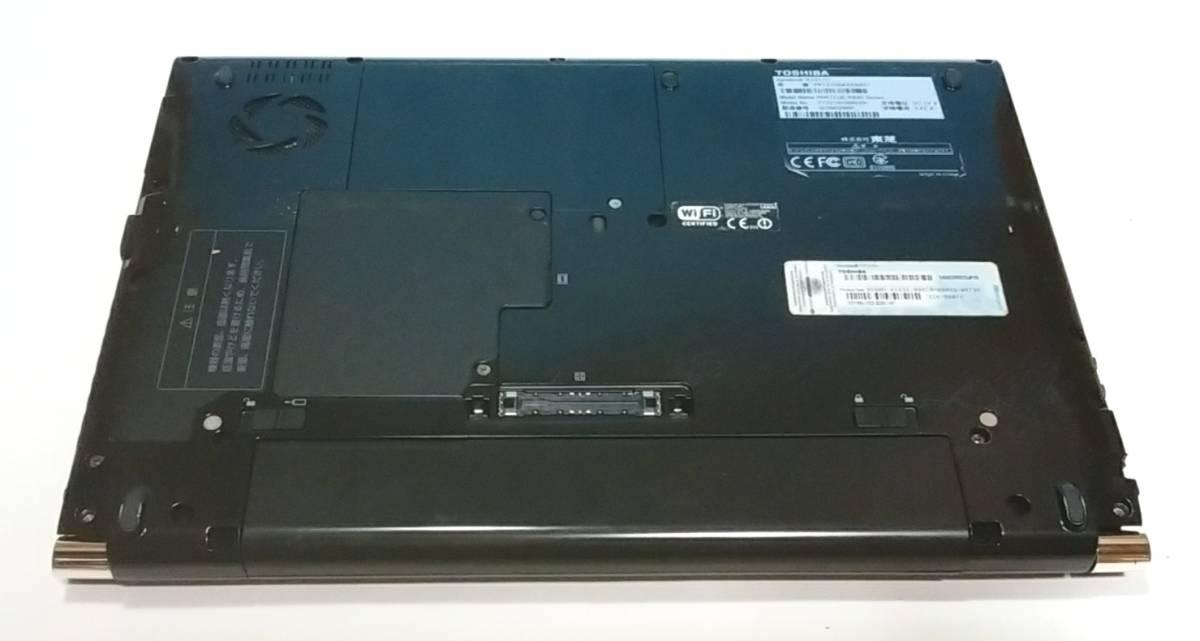 【新品SSD、MS-Office 365】東芝 dynabook R731、Core i7、Win10、SSD 120GB、2GB、無線LAN、SD、指紋、HDMI_画像5