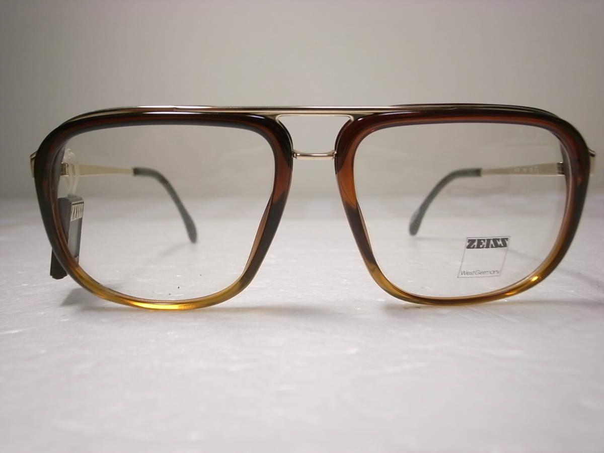 ZEISS 西ドイツ製 ビンテージ メガネフレーム ポートレート 5438 デッドストック 未使用新品 ツァイス 眼鏡 PORTRAIT Vintage W.Germany_画像4
