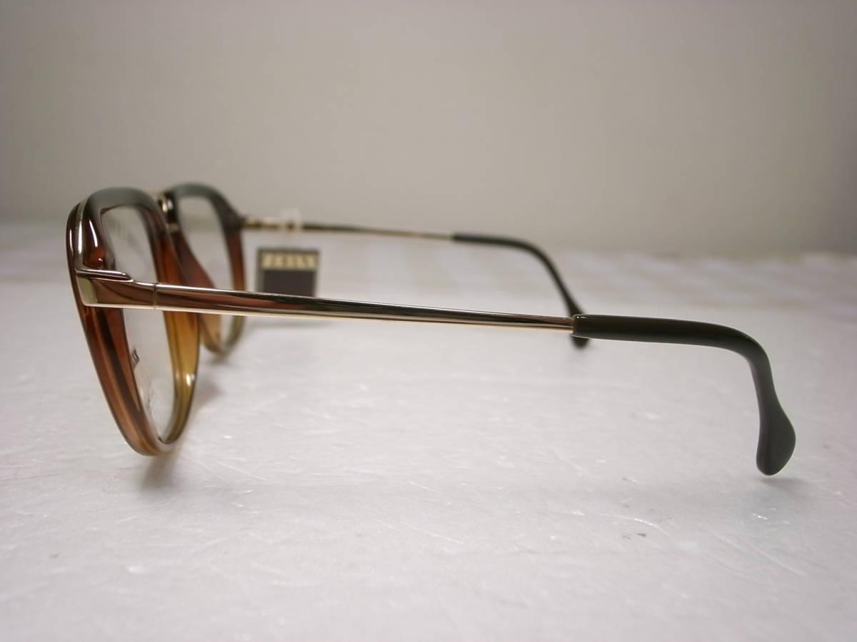 ZEISS 西ドイツ製 ビンテージ メガネフレーム ポートレート 5438 デッドストック 未使用新品 ツァイス 眼鏡 PORTRAIT Vintage W.Germany_画像5