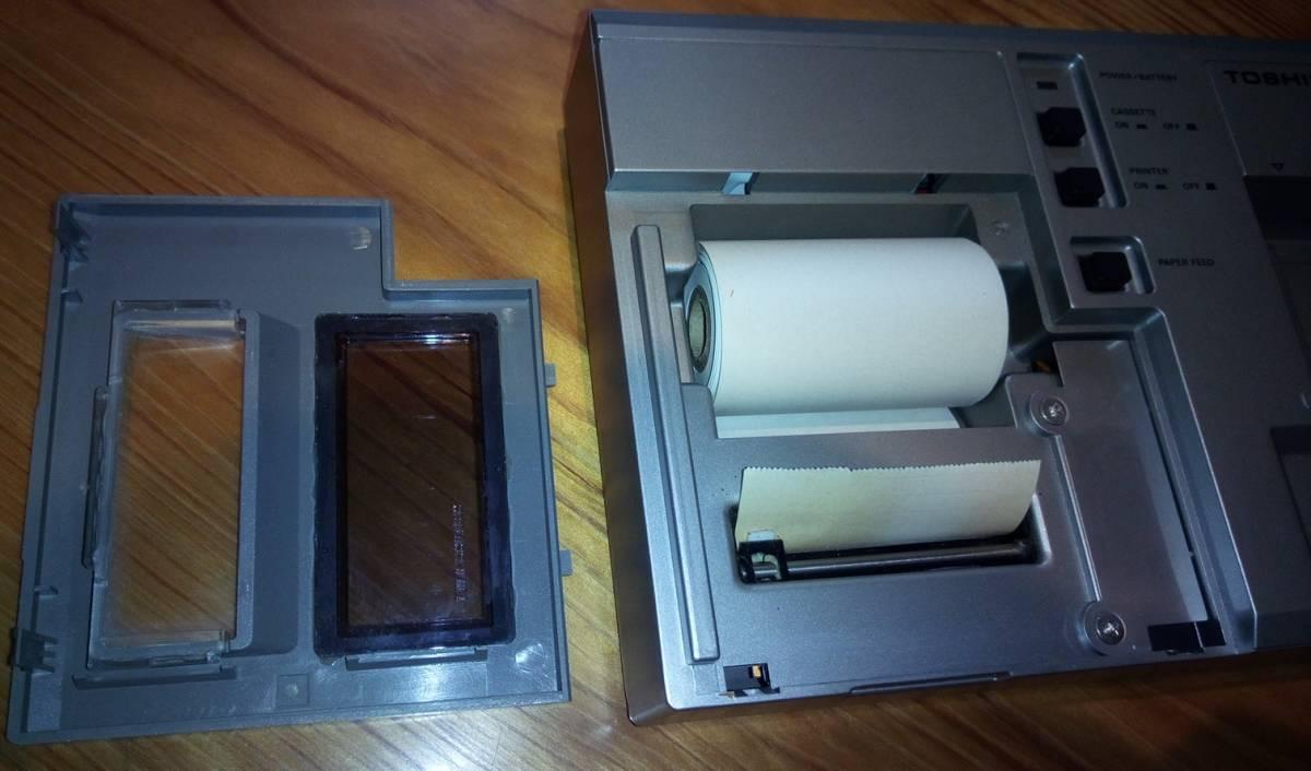 ジャンク品 東芝「IHP-500とIHC-8000とIHM-200」 PASOPIAmini TOSHIBA パソピア RAMパック 12k BYTE_画像9