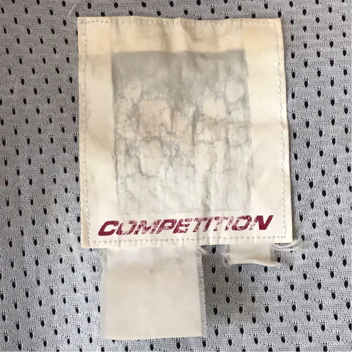 90s ノーティカ NAUTICA ナイロンジャケット ツートンカラー 袖ロゴ 裏メッシュ アウター ウィンドブレーカー セーリングジャケット_画像7