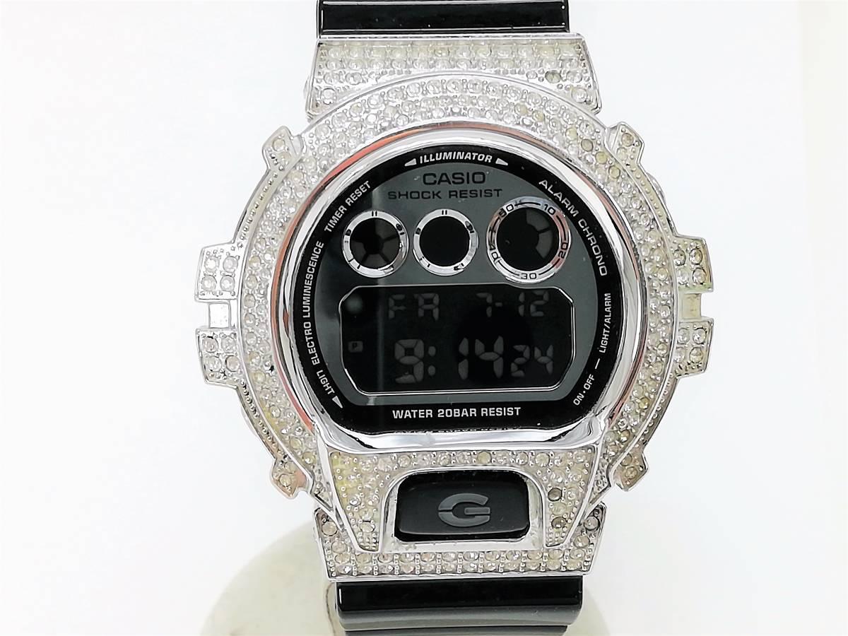 【カスタム】G-SHOCK/Gショック DW-6900NB