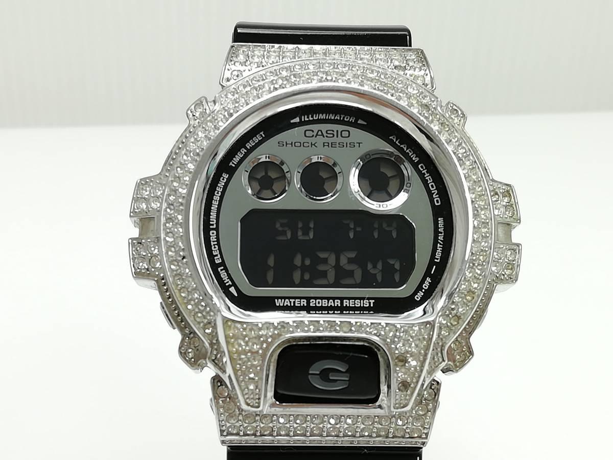 【カスタム】G-SHOCK/Gショック DW-6900NB_画像4