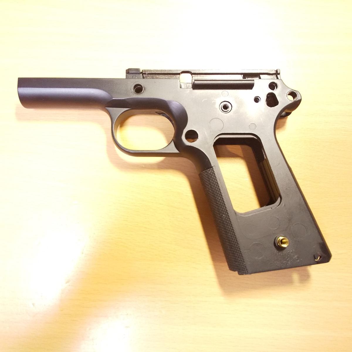 WA SCW キンバー LAPD SWAT CUSTOM II Ver.3 HW フレーム アッセンブリー 一式/1911 ガバメント MEU コルト ウイルソン Prime