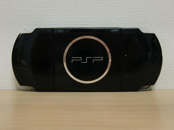 SONY PSP-3000 ピアノ・ブラック 動作確認済み 本体のみ クリックポスト可(W)_画像2