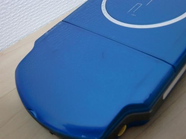 SONY PSP-3000 バイブラント・ブルー 完動品 本体のみ クリックポスト可(Z)_画像4