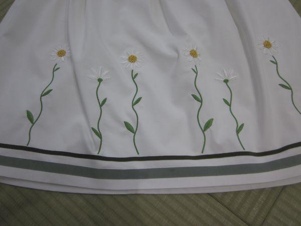 エムズグレイシー☆カタログ掲載マーガレットのスカート38☆最新カタログ付_画像2