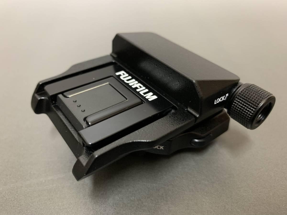 美品!富士フイルム FUJIFILM EVF-TL1 GFX100/GFX 50S用 EVFチルトアダプター