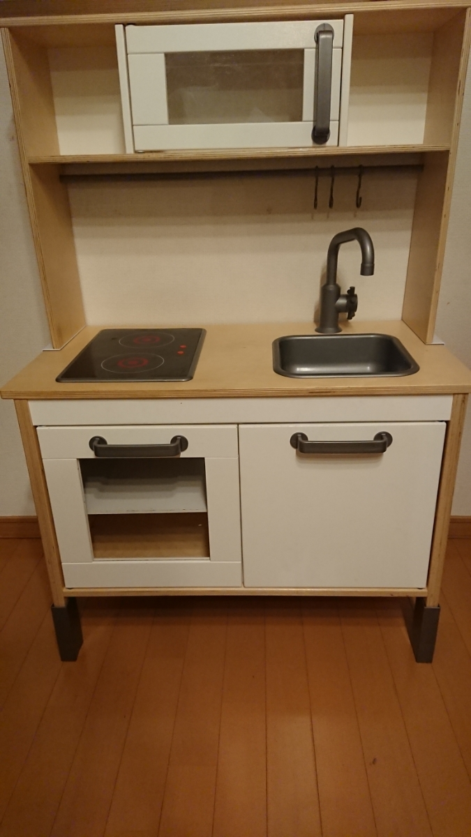 IKEA イケア おままごと キッチン DUKTIG 引取りまたは指定場所送料無料