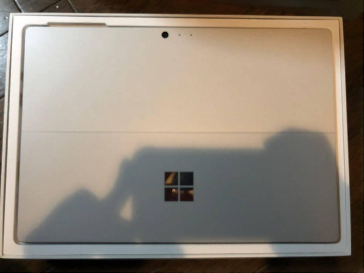 ほぼ新品 Microsoft Surface Pro 6 法人向けモデル LQ6-00014 Core i5/ 256GB/ 8GB タイプカバー FMN-00019 おまけ_画像3
