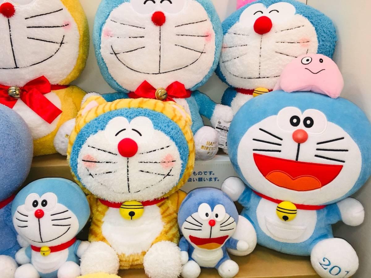 ▽ 22 ドラえもん☆ ぬいぐるみ まとめて ドラみちゃん キャラクター アニメ 大量 いっぱい マスコット 160_画像5