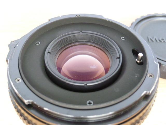 ● MAMIYA マミヤ MAMIYA-SEKOR C 80mm F2.8 中判カメラ用 _画像9