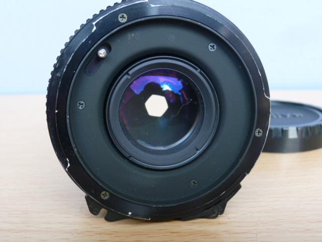 ● MAMIYA マミヤ MAMIYA-SEKOR C 80mm F2.8 中判カメラ用 _画像5