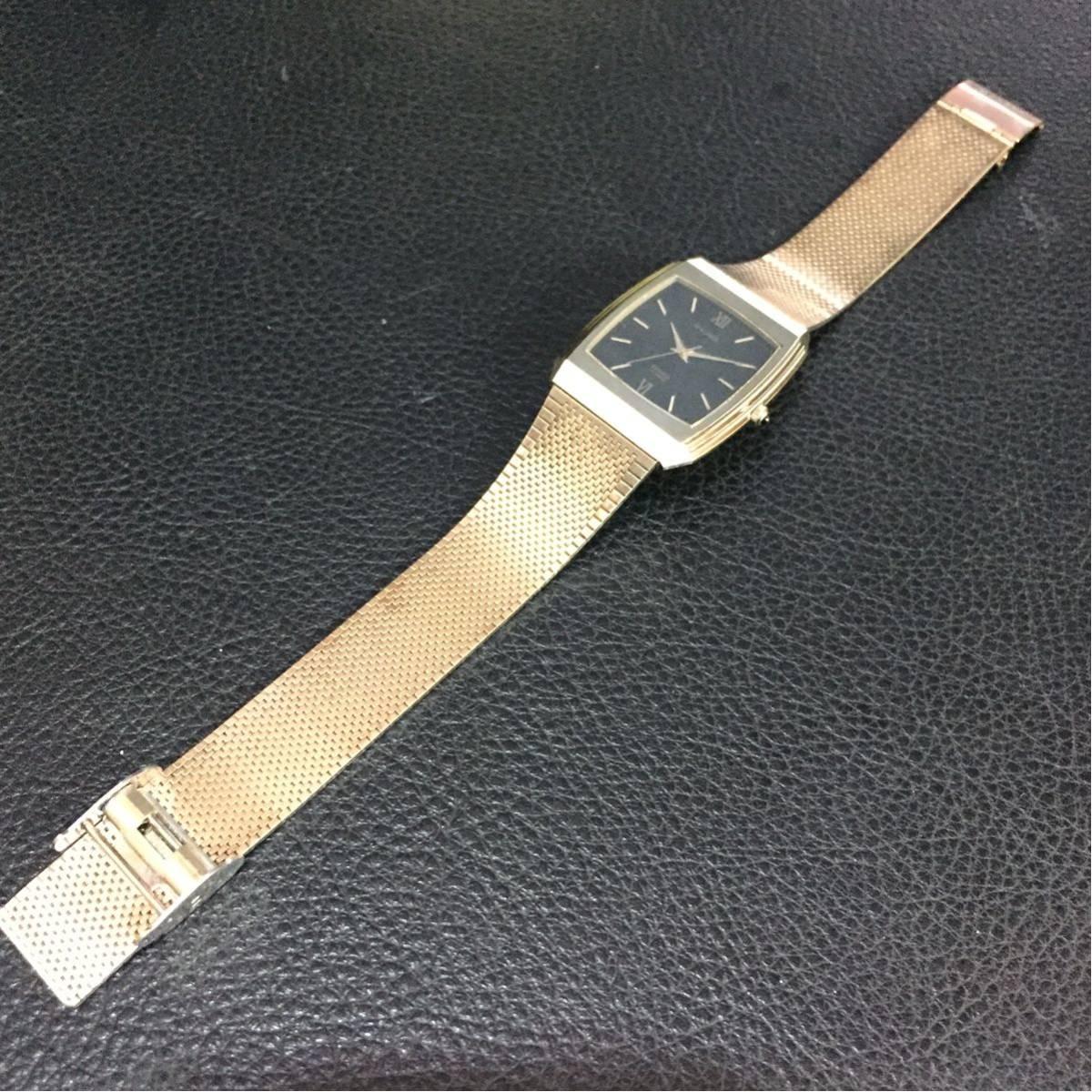 動作品【B-3】CITIZEN シチズン EXCEED エクシード 4-798392 クォーツ メンズ 腕時計_画像8