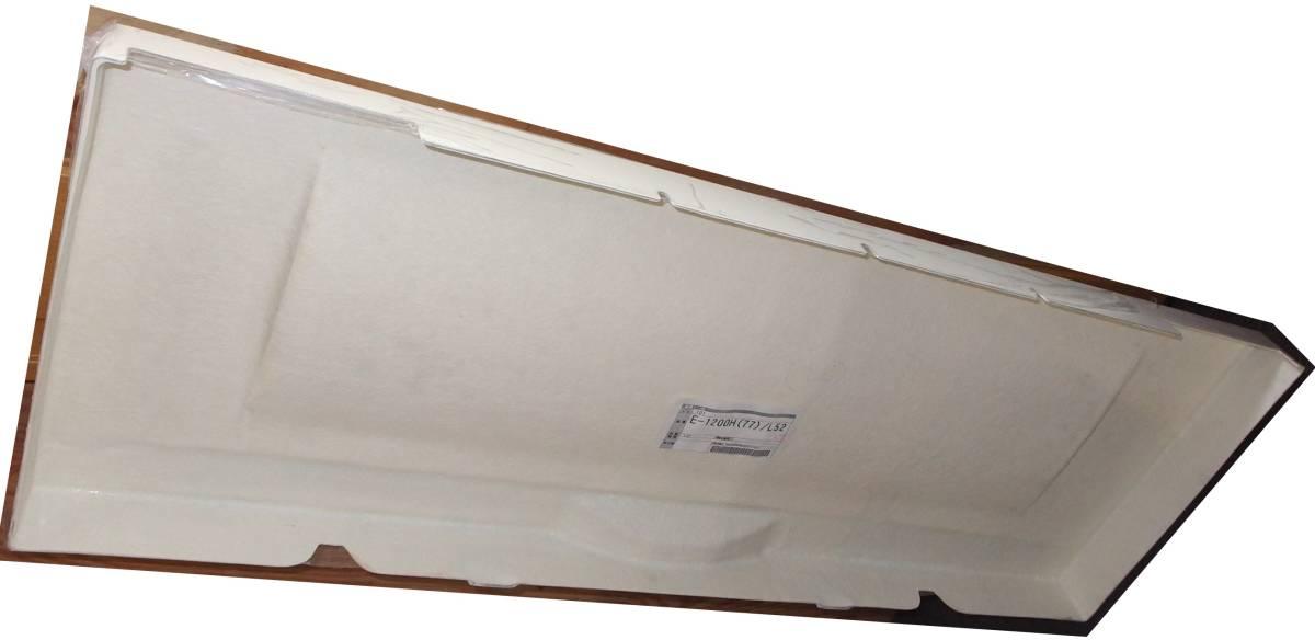 【在庫品】 LIXIL INAX FRP浴槽 B-1200P オフホワイト エプロン ゴム栓 幅1200 未使用未施工 endstbN_画像9