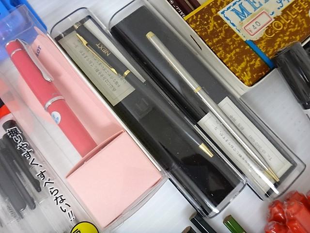 大量!◆新品【筆記用具 福袋】ボールペン/シャーペン/鉛筆/サインペン/マジック/筆ペン/クレヨン/色鉛筆/万年筆_画像4