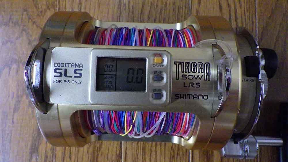 シマノ ティアグラ50W LRS 2スピード_画像2