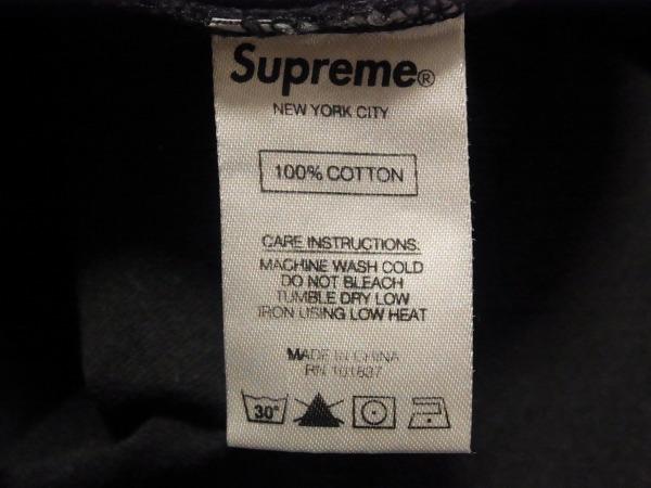 極美 18SS Supreme Athletic Label S/S Top Sサイズ アスレチック レーベル カットソー Black 黒 Tシャツ_画像6