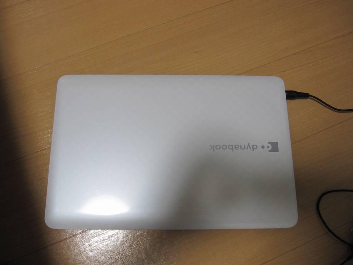 少し難あり 大容量1TB HDD搭載東芝Dynabook T451 第3世代Core7-2670QMプロセッサー 2.20GHzターボブースト時3.10GHz_画像6