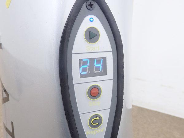 N1892 POWER PLATE/パワープレート Next Generation ANG Unit/加速度トレーニングマシン/トップアスリート使用/95万【営業所止め】_画像5