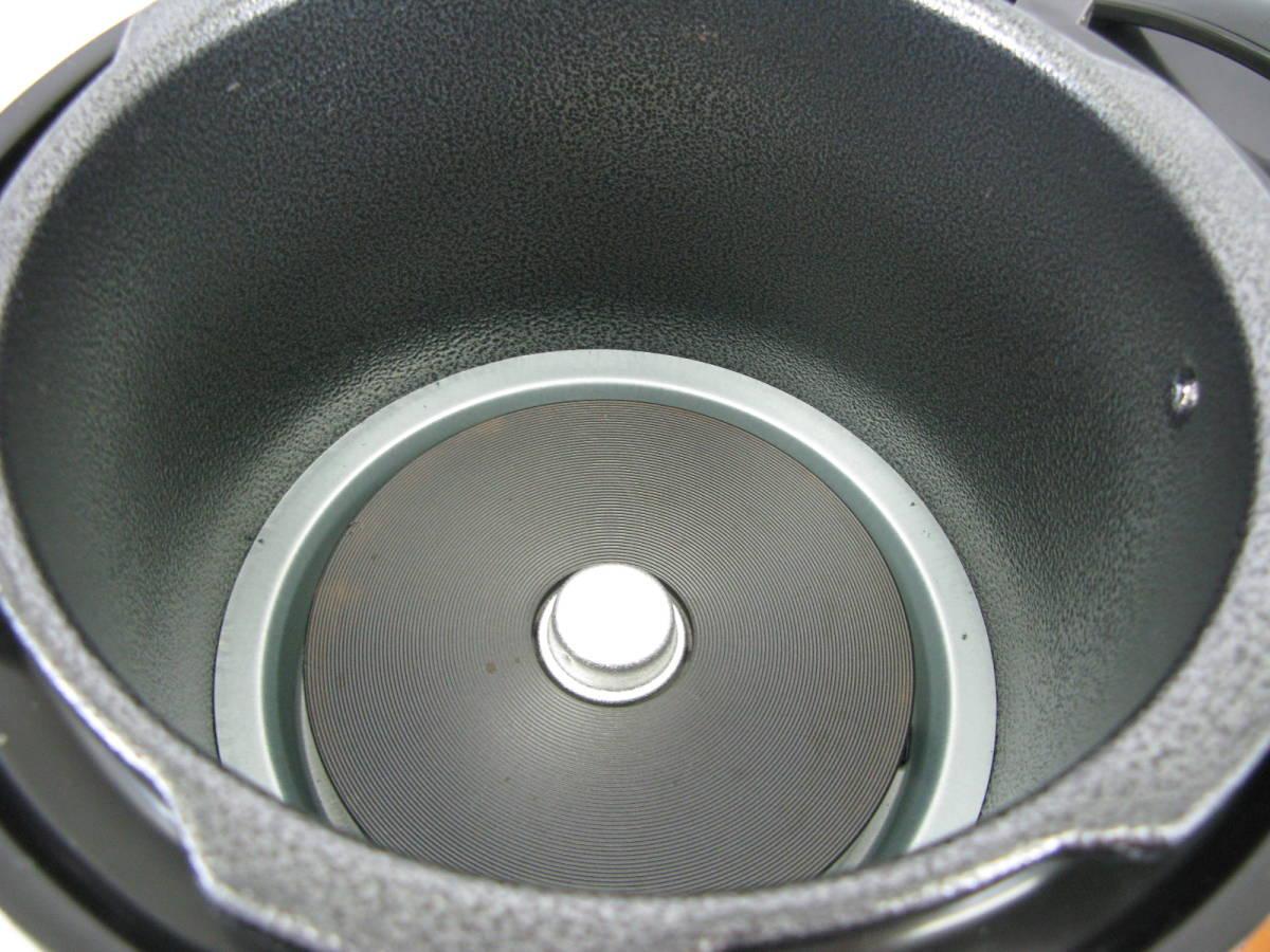 プレッシャー キングプロ 電気圧力鍋 SC-30SA-J01 マルチ 圧力鍋 6:8JKL0.5_画像7
