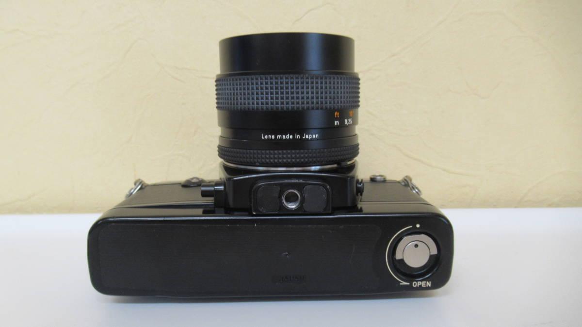 ☆A-13 CONTAX コンタックス 一眼レフカメラ 137 ボディ 28mm ジャンク品_画像3