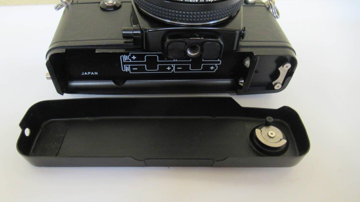 ☆A-13 CONTAX コンタックス 一眼レフカメラ 137 ボディ 28mm ジャンク品_画像4