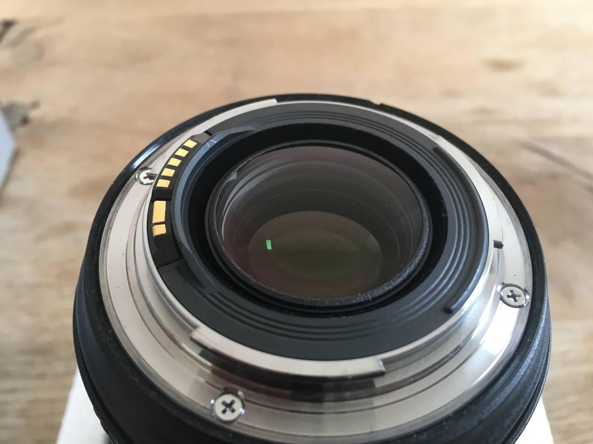 ★キャノンCanon EF 20-70mm /f 2.8 L Ⅱ USM ズームレンズ 中古美品_画像7