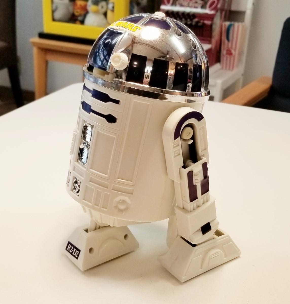 (当時ものレア) タカラ スーパー コントロール   スターウォーズ R2-D2_画像4