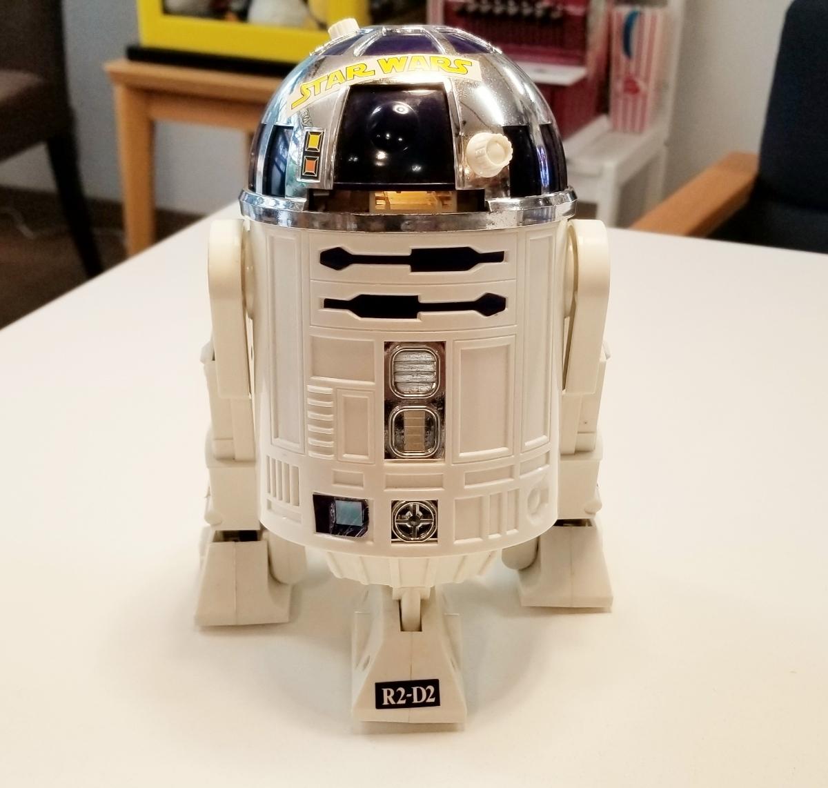 (当時ものレア) タカラ スーパー コントロール   スターウォーズ R2-D2