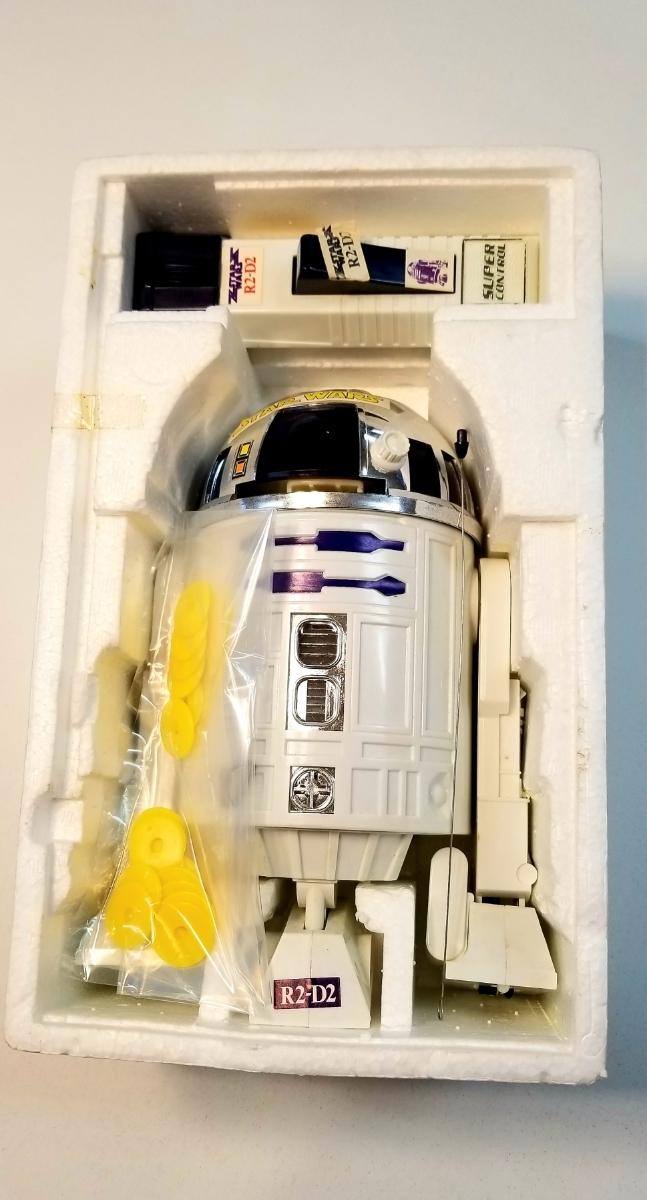 (当時ものレア) タカラ スーパー コントロール   スターウォーズ R2-D2_画像5
