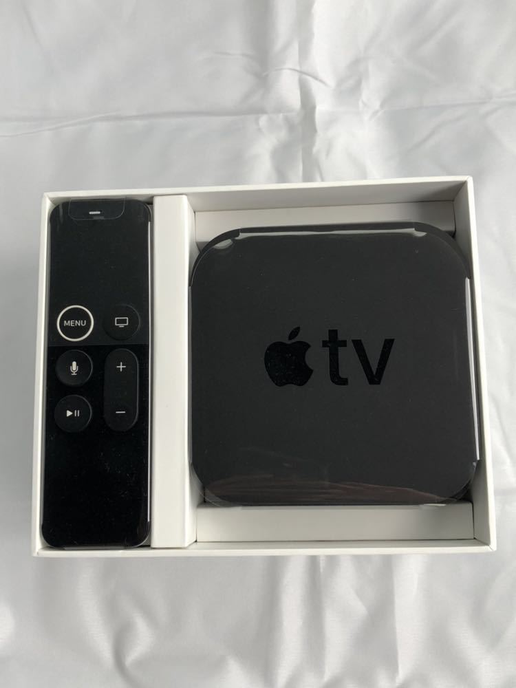 【極美品】Apple TV 4K 32GB MQD22J/A アップル 付属品完備_画像2