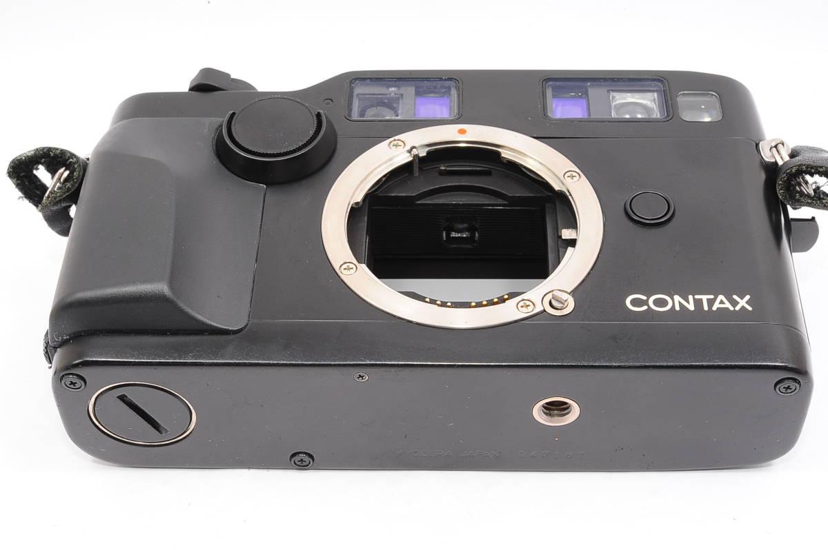 コンタックス CONTAX G2 記念キット-ブラック (ゾナー90mm,プラナー45mm ビオゴン28mm ,TLA200) + 専用ケース,フード,ストラップ [047187]_画像5