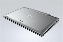 11.6型タブレット FMVQ702 Corei5 3427U 1.8GHz 4GB SSD 64GB Webカメラ Bluetooth HDMI 無線 Windows10 Office2007 新品バッテリー 美品_画像4