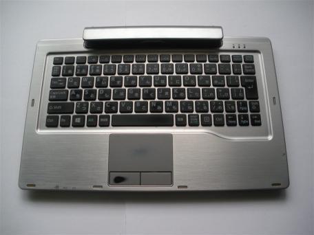 11.6型タブレット FMVQ702 Corei5 3427U 1.8GHz 4GB SSD 64GB Webカメラ Bluetooth HDMI 無線 Windows10 Office2007 新品バッテリー 美品_画像3