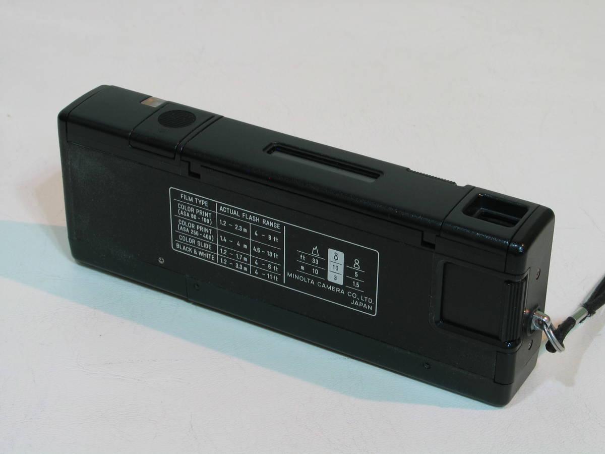 即決! ポケットカメラ minolta AUTOPAK 430E 外観極上_画像3