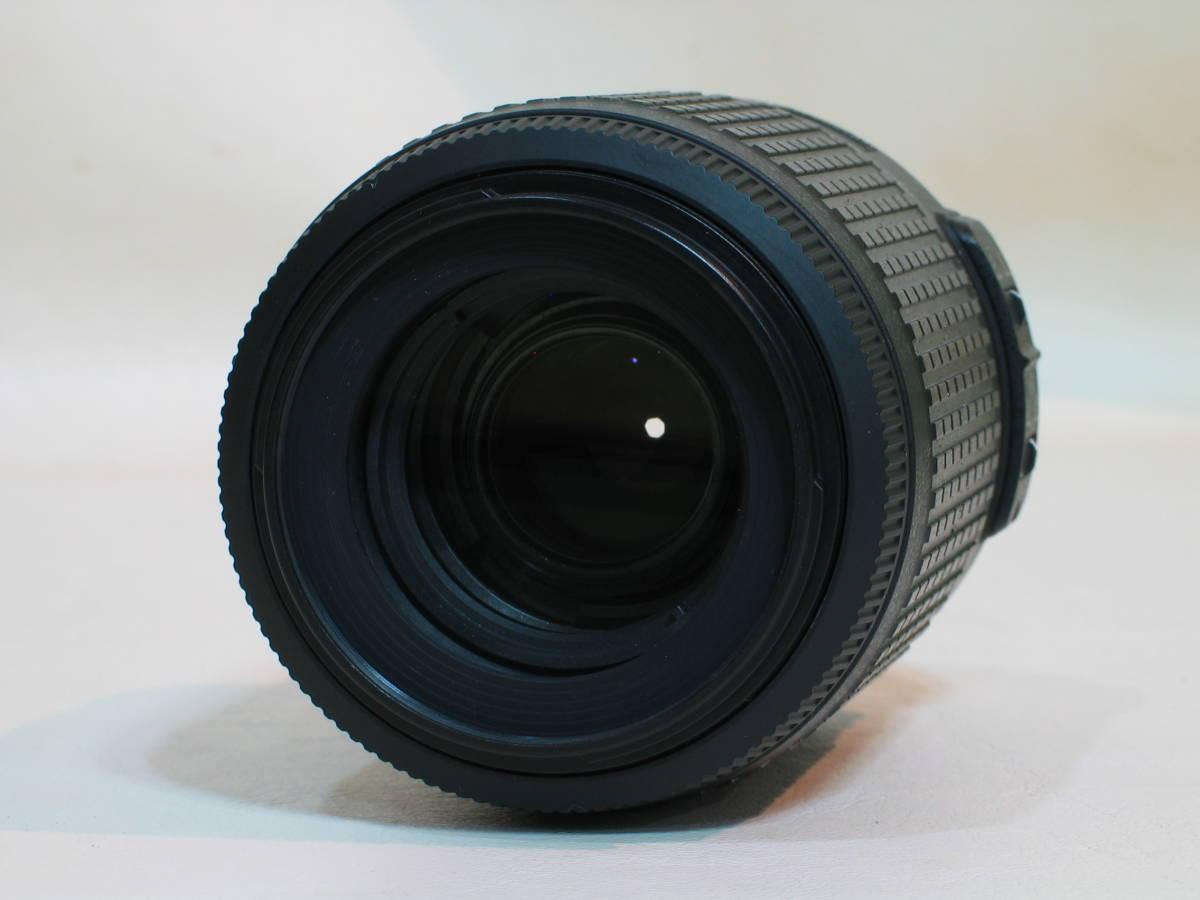 即決! Nikon DX AF-S NIKKOR 55-200mm F4-5.6G ED VR_画像2