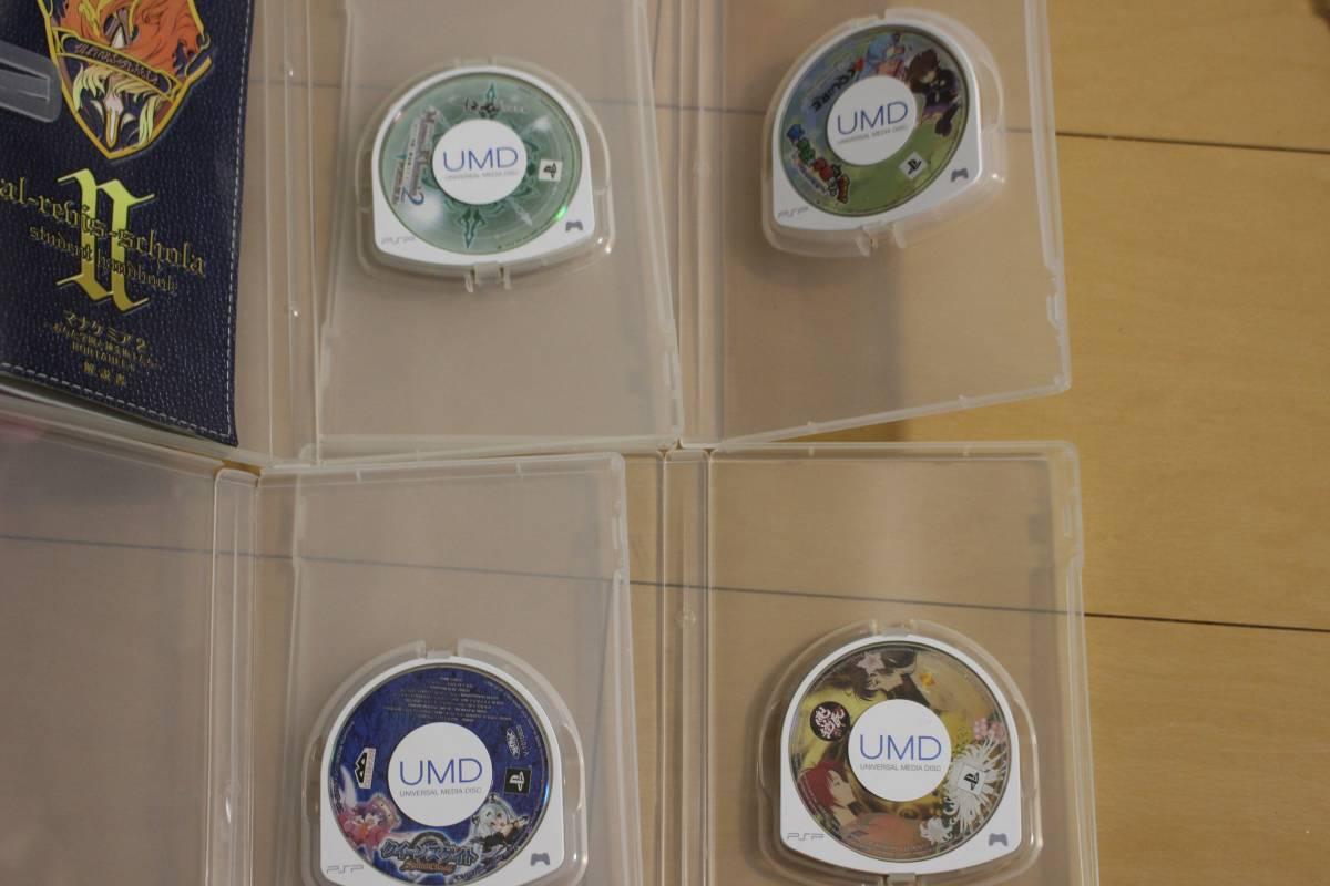 【PSP】【PS2】中古ソフト33本セット (第二次スパロボZ・パワプロ・ギレンの野望・俺屍 etc)_画像2