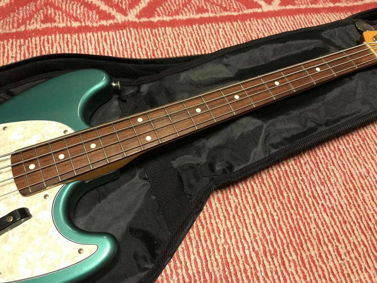 【中古】Fender Japan MUSTANG BASS Competition Line _画像5