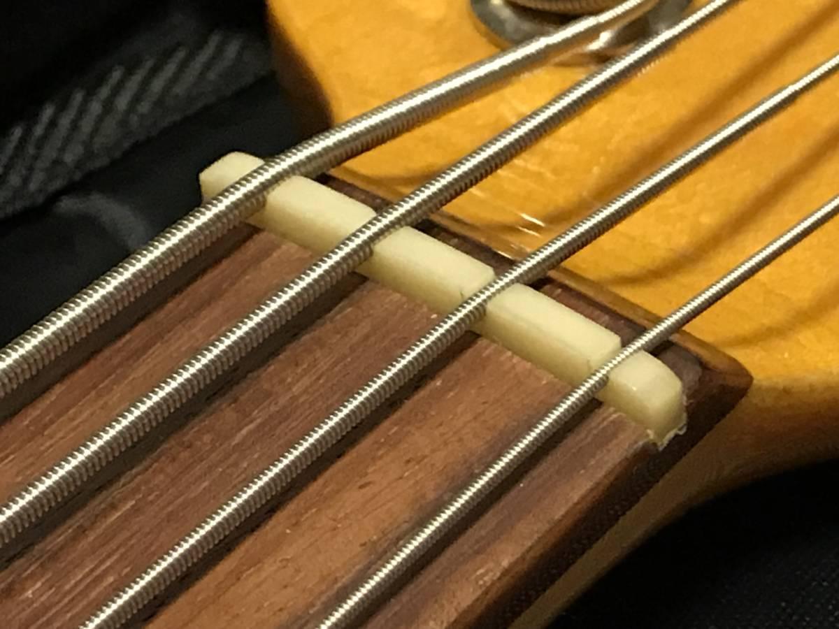 【中古】Fender Japan MUSTANG BASS Competition Line _画像7
