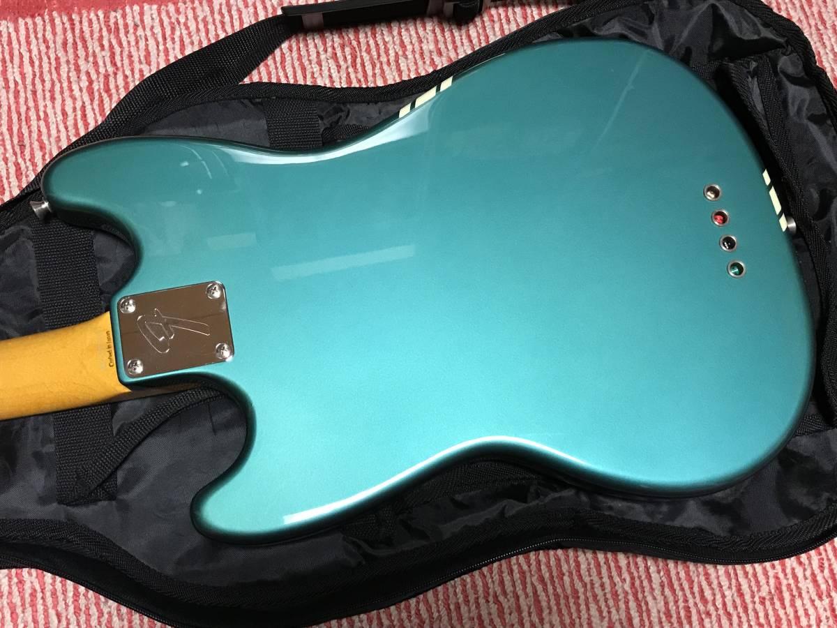 【中古】Fender Japan MUSTANG BASS Competition Line _画像8