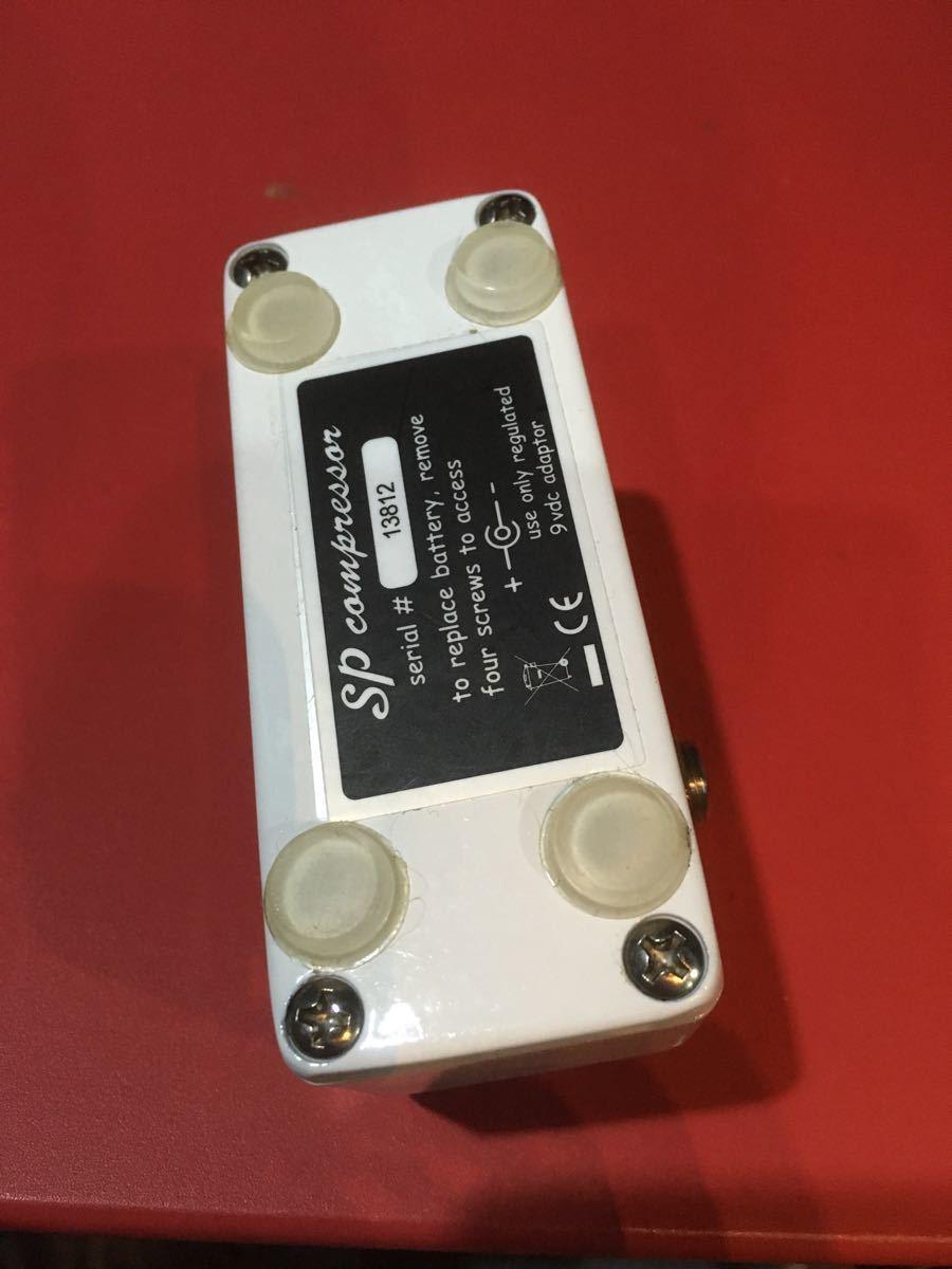 【中古美品】SP compressor Xotic 送料無料_画像4